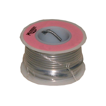 Stranded Copper Wire - 18 AWG - 100' - GREY