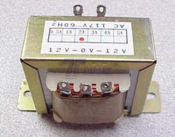 Transformer 24VAC 3A