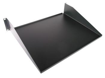 2U 14-in Single-Sided Solid Shelf