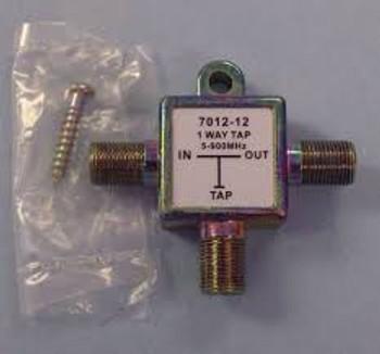 12dB Line Tap Splitter
