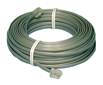 Telephone Extension Cable - 25ft