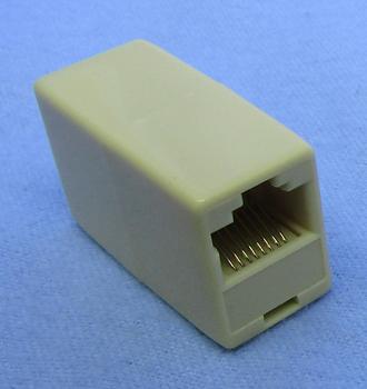 Modular Telephone Extension Coupler