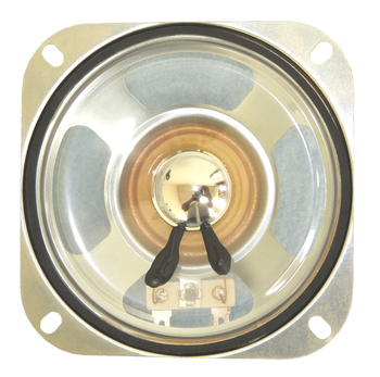 "4"" Replacement Speaker, Mylar Cone"
