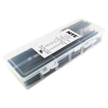 HS-ASST-2 Heat Shrink Kit Thin Wall 2:1 Black