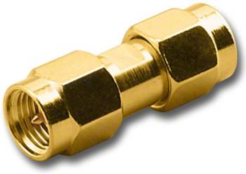 SMA Plug to Plug Adapter, Straight