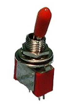 SPDT, ON-ON Mini Toggle Switch