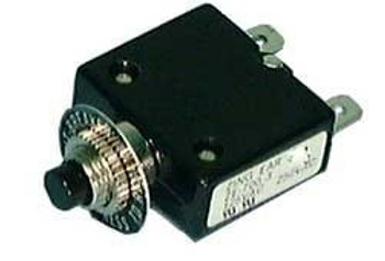 Circuit Breaker Thermal 1 Pole 8A 250VAC 2-Pin