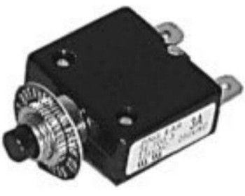 Push Button Thermal Circuit Breaker - 10 Amp