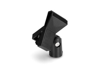 Spring-Clip Microphone Clip