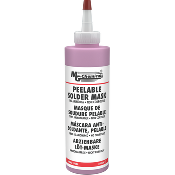 8.5 oz Peelable Solder Mask, Ammonium Free