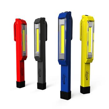 Nebo Tools Larry C Yellow Pocket LED Worklight