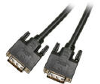 10ft Superior Performance Dual Link Digital Video Interface HDTV DVI-D Cable