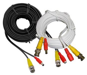 100 ft. Video/Power BNC Siamese Cable