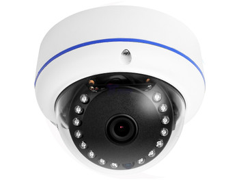 2.4MP 1080p 4-in-1 IR Dome Cam IP66 3.6m