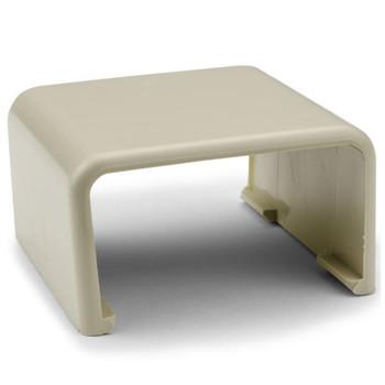 """Splice Cover, 1-3/4"""", PVC, Ivory"""