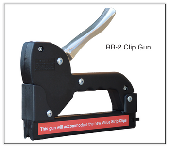 RB-2 Single Cable Clip Gun