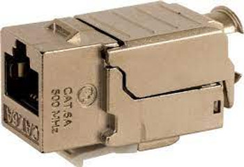 Cat 6A Shielded Modular Keystone Jack