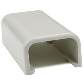 """Splice Cover, 3/4"""", PVC, Office White"""