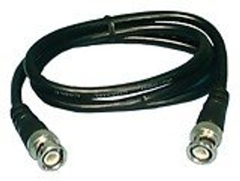 6 Ft. 75 Ohm BNC-BNC Cable with RG59/U Coaxial Cable