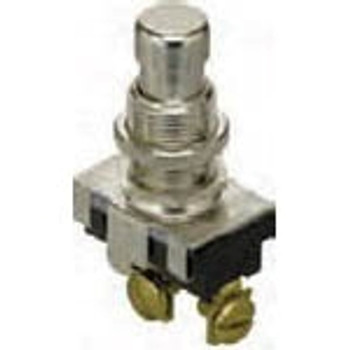 Metal Push-Button Switch Off-On 15A
