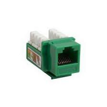 Cat 6 Keystone KwikJack - Green