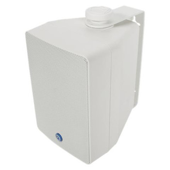 "Atlas Sound SM42T-W 4"" 2-Way All Weather Speaker 16W - White"