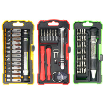 Eclipse Tools 902-586 3-Pack Precision Hobby & Repair Set