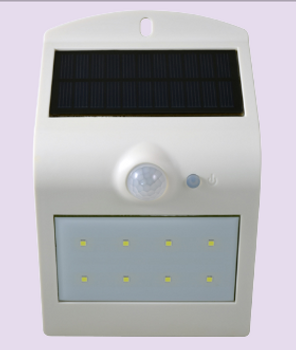Automatic Smart Solar & Sensor LED Wall Light
