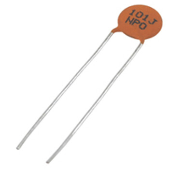 NTE Electronics CML473K100 .047UF 100V Ceramic Capacitors (2 pk)