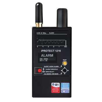 iProtect 3-Band RF Detector