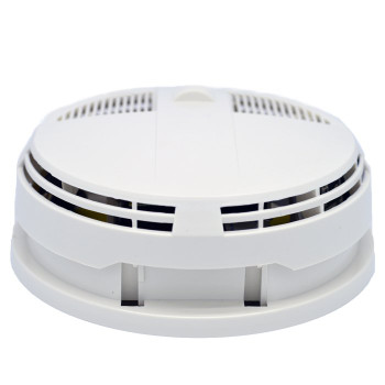 Xtreme Life 4K Night Vision Smoke Detector (Side View)