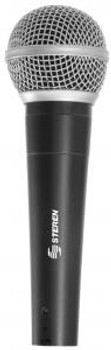 Professional Dynamic Microphone Unidirectional Black
