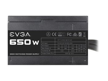 EVGA 650 N1 650W Internal PC Power Supply