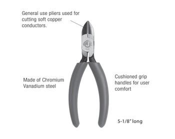 Diagonal General Use Pliers