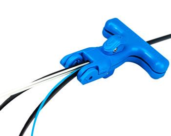 Fiber Optic Drop Cable Slitter