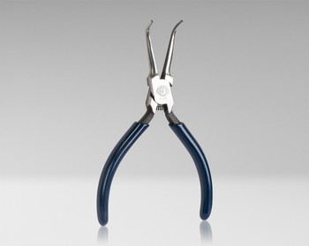 Curved Needle Nose Pliers