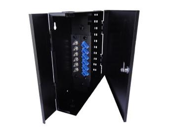 Wall Mount Fiber Box- 2 Panel