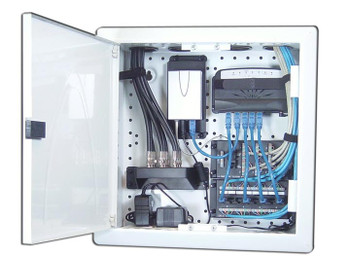 Cat 6 data Module for Structured Wiring Panel