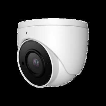 5MP IP IR Water-proof Turret Camera w/ Mic