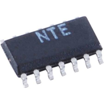 IC - CMOS Quad 2-input Nor Gate Soic-14