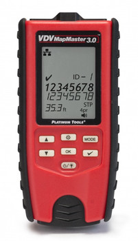 VDV MapMaster 3.0 Cable Tester Kit