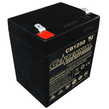12V 5 A.H. Sealed Lead Acid Battery