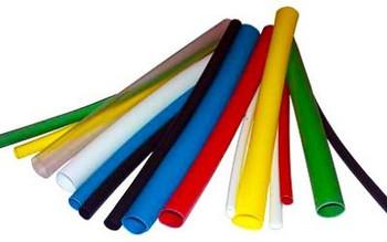 1/8in. Heat Shrink Tubing 2:1 ThinWall - Orange 4ft Length