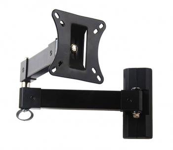"14-37"" Articulating LCD Monitor Wall-Mount Bracket"