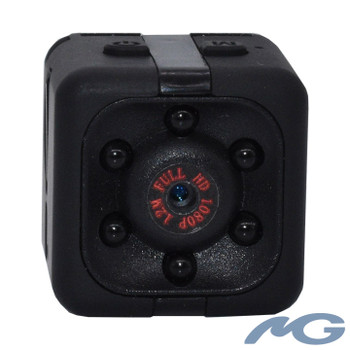 Night Vision Mini Cube Camera w/8GB MicroSD Card