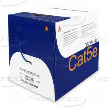 Blue Category 5E UTP 350MHz Enhanced Cable