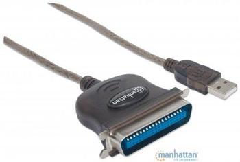 Full-Speed USB to Cen36 Parallel Printer Converter