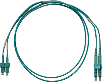 LC/SC MM Duplex 2.0 mm - 1M F/O Cable OM3