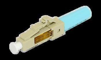 LC/UPC Multimode OM2 OM3 OM4 2mm click-on connector