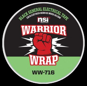 WarriorWrap 7mil General Use Electrical Tape Orange